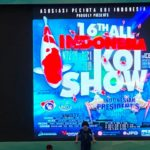 16TH All Indonesia Koi Show 2019.
