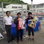 National fishery university visit