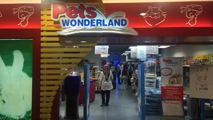 Pets Wonderland visit in Malaysia KL.