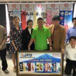 Mr.Le Huu Thanh Visit JPD