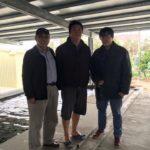 永興錦鯉養殖場 訪問